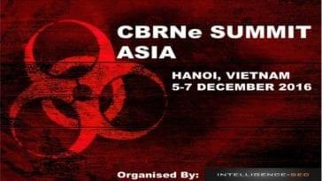 CBRNe Summit Asia 2016