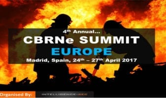Intelligence Sec CBRNe Summit Europe