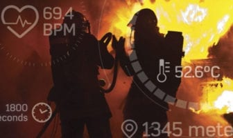 First Responder Tracking Technologies