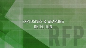 Explosives Detection Innovation Challenge