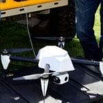 MOVER UAV Teathered Tactical Vehicle for Reconnaissance