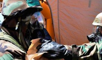 Nevada Air National Guard CBRN Exercise
