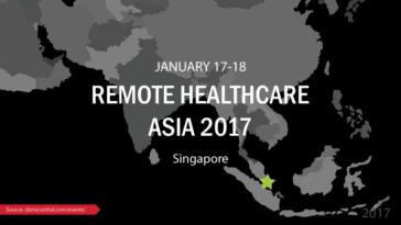 Remote Healthcare Conference Asia