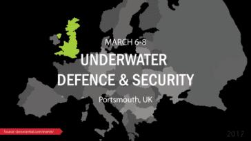 Underwater Defence & Security 2017