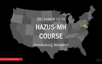 HAZUS-MH Course