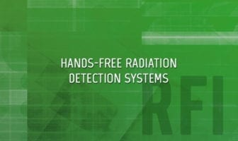 RFI Hands Free Radiation Detection Systems