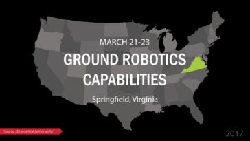 Ground Robotics Capabilities Conference