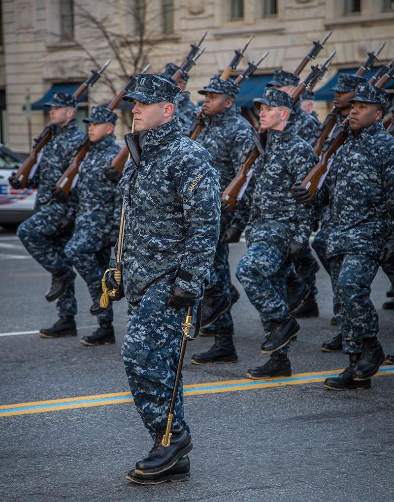 Presidential Escort Ceremonial Guard Platoon