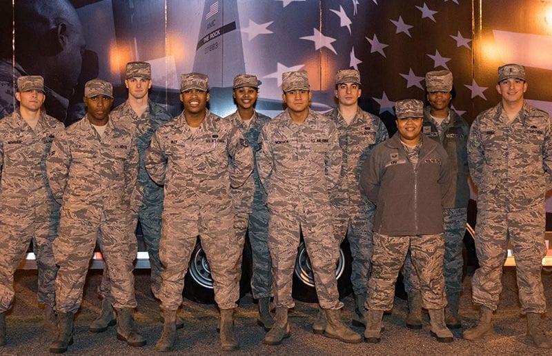 Georgia Air Guard 116th Services Flight