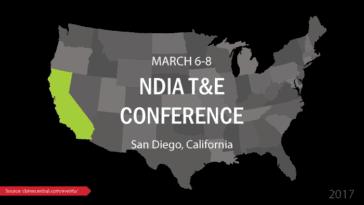 NDIA T&E Conference
