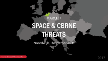 Space and CBRNE Threats