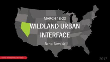 Wildland Urban Interface