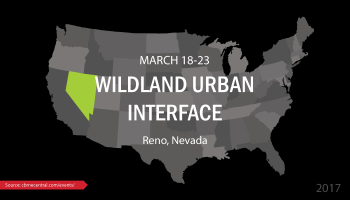 Wildland Urban Interface