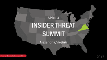 Insider Threat Summit 2017