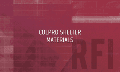 Collective Protection Shelter Materials RFI