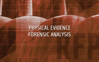 NIJ Forensic Analysis Methods Improvement