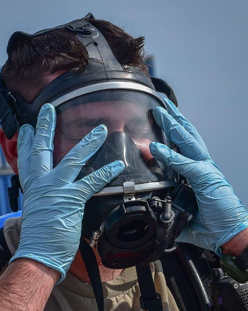 Joint Military-Civilian CBRN Exercise Port of Miami