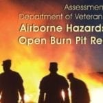 Airborne Hazards Open Burn Pit Registry