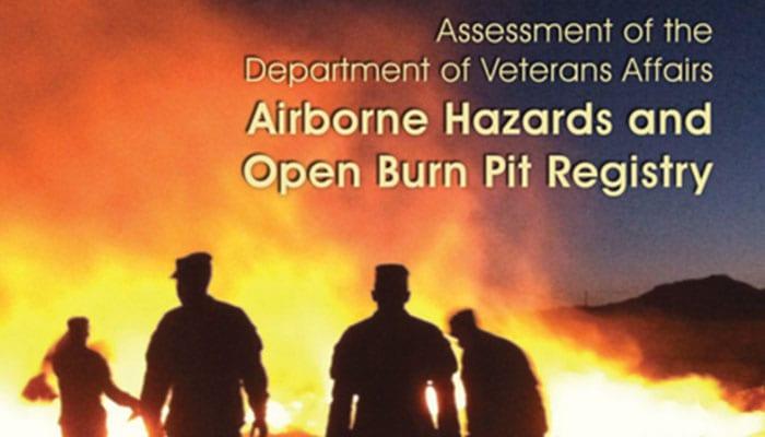 Airborne Hazards Open Burn Pit Registry