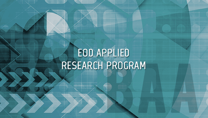 EOD Applied Research Program
