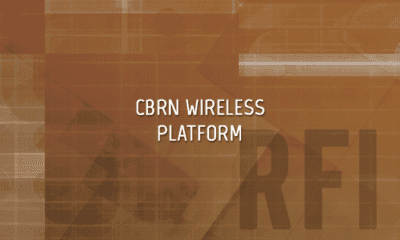 CBRN Wireless Sensors