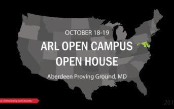 ARL Open Campus Open House