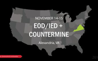EOD/IED Countermine Symposium