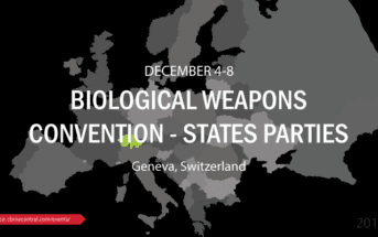 Biological Weapons Convention States Parties