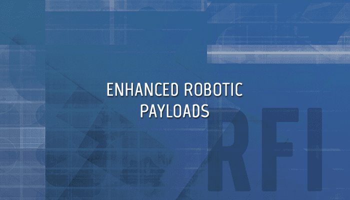 Enhanced Robotics Payloads for EOD, CBRN