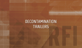 CBRNE Decontamination Trailers for WMD CSTs