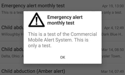 Mobile Wireless Emergency Alerts