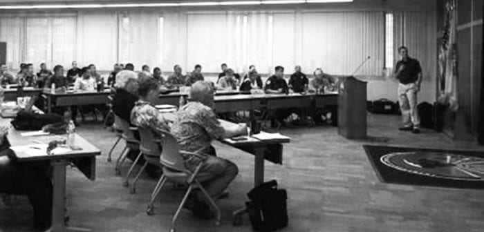 NNSA Radiological Assistance Program (RAP) training Hawaii responders