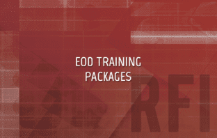 RFI EOD Training Packages