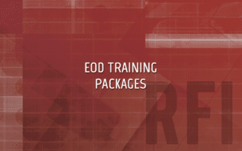 RFI EOD Training Packages