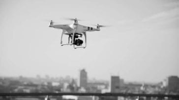 Drones Assisting First Responders