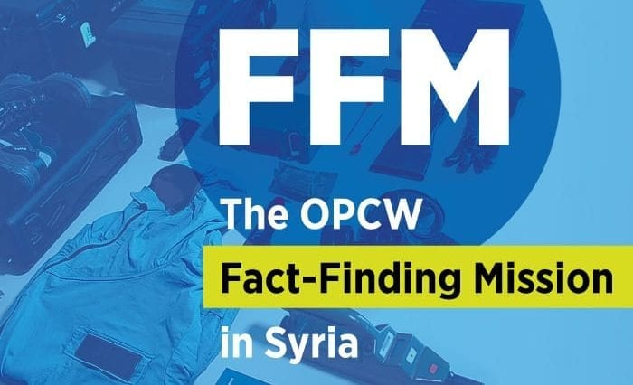 OPCW Fact-Finding Mission in Syria