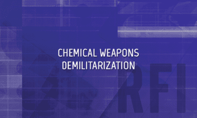Chemical Weapons Demilitarization