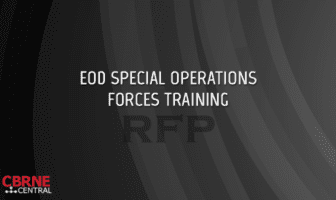 EOD SOF TRAINING