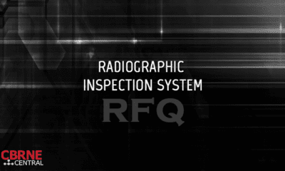NSWC IHEODTD Seeks Radiographic Inspection System