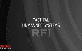 Tactical Unmanned Aerial Systems