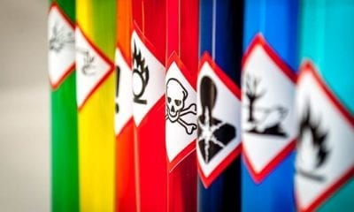 Hazardous Materials Representation