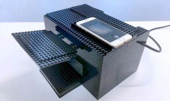 An Affordable Nerve-Gas Detector Made of Legos