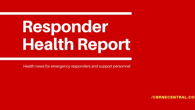 CBRNE Central Responder Health Report