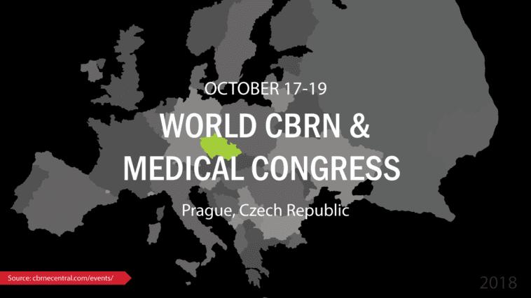 World CBRN + Medical Congress 2018