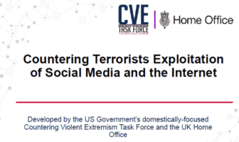CVE Countering Violent Extremism Task Force