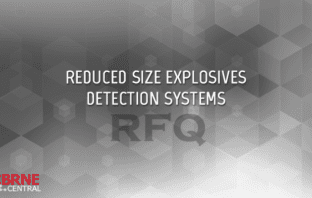 Reduced Size Explosives Detection System