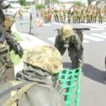 CBRN Exercise - Camp Zama