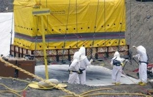 Hanford Nuclear Complex Decontamination Operations