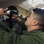 Heavy Helicopter Squadron CBRN Training