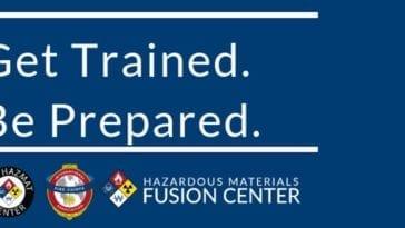 Regional Rail Response - Hazardous Materials Fusion Center